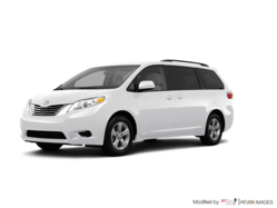 Toyota SIENNA LE V6 8-PASS 8A 14FC  2017