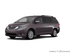 Toyota SIENNA XLE V6 7-PASS 8A Limited  2017