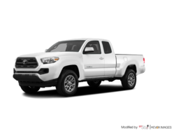 Toyota TACOMA 4X4 DBL CAB V6 LIMITED Limited  2017