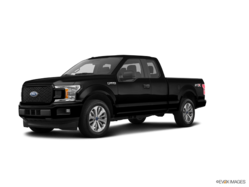 FORD TRUCKS F150 4X4 - SUPERCREW 302A  2018