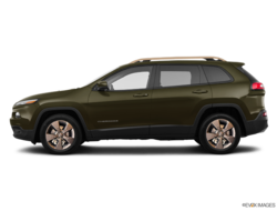 2017 Jeep Cherokee 75TH ANNIVERSARY