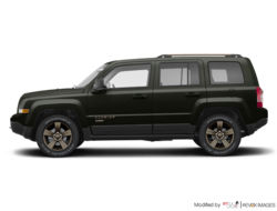Jeep Patriot 75E ANNIVERSAIRE 2017