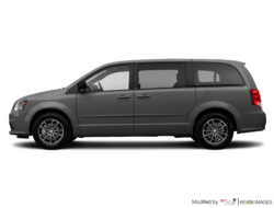 Dodge Grand Caravan BLACKTOP 2018