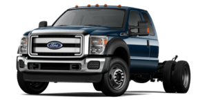 Chassis Cab F-550