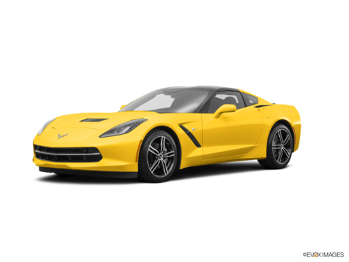 Corvette Racing Yellow