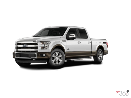macdonald ford new 2016 ford f 150 king ranch for sale in sydney. Black Bedroom Furniture Sets. Home Design Ideas