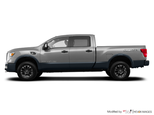macdonald auto group new 2016 nissan titan xd gas pro 4x for sale. Black Bedroom Furniture Sets. Home Design Ideas