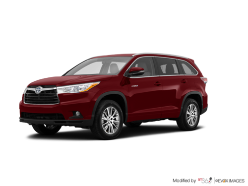 amherst toyota new 2016 toyota highlander hybrid xle for. Black Bedroom Furniture Sets. Home Design Ideas