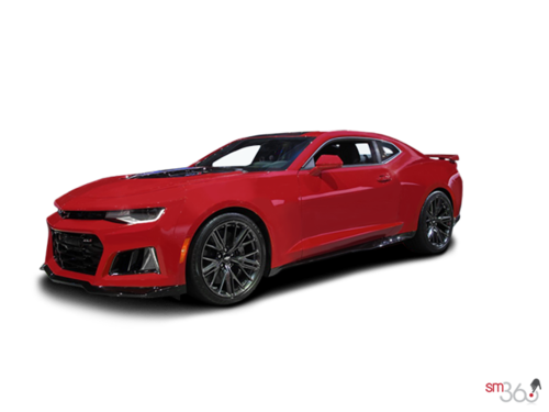 gm de lasalle new 2017 chevrolet camaro coupe zl1 for sale in lasalle. Black Bedroom Furniture Sets. Home Design Ideas