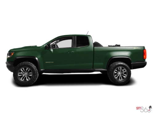 gm de lasalle new 2017 chevrolet colorado zr2 for sale in lasalle. Black Bedroom Furniture Sets. Home Design Ideas