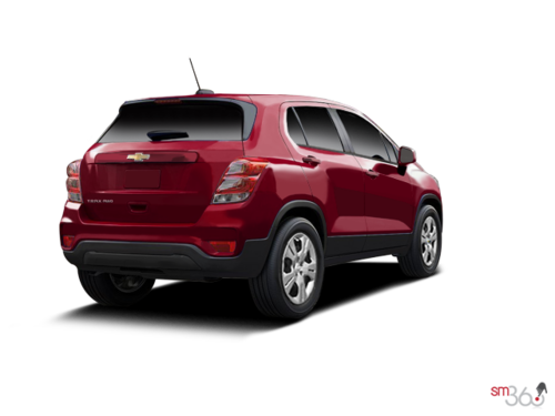 groupe couture new 2017 chevrolet trax ls for sale in saint georges. Black Bedroom Furniture Sets. Home Design Ideas