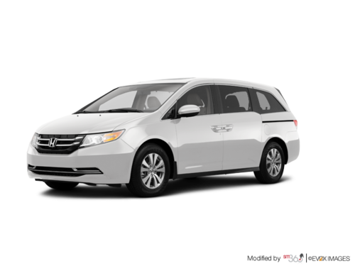honda de laval new 2017 honda odyssey ex for sale in laval. Black Bedroom Furniture Sets. Home Design Ideas