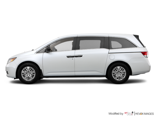 kings county honda new 2017 honda odyssey lx for sale in kentville. Black Bedroom Furniture Sets. Home Design Ideas
