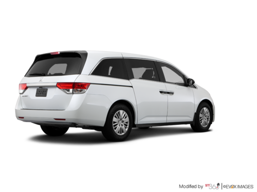 cumberland honda new 2017 honda odyssey lx for sale in amherst. Black Bedroom Furniture Sets. Home Design Ideas