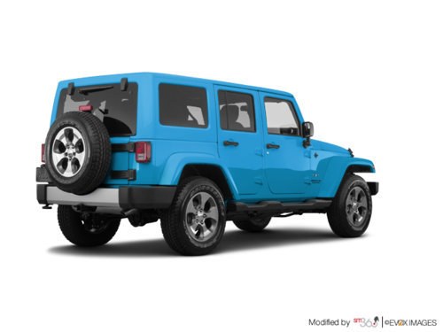 Scotia Chrysler New 2017 Jeep Wrangler Unlimited Sahara For Sale In Sydney