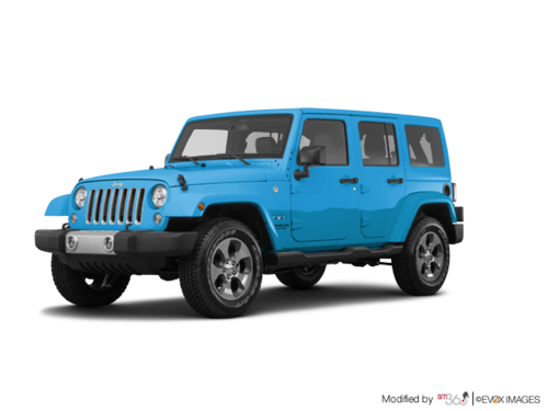 Macdonald Auto Group New 2017 Jeep Wrangler Unlimited Sahara For Sale