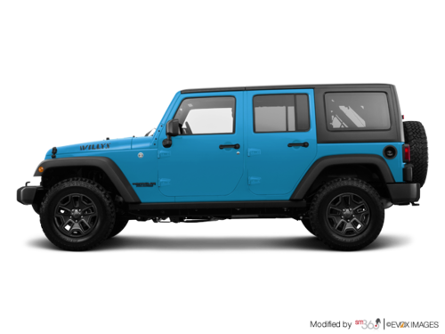 Macdonald Auto Group New 2017 Jeep Wrangler Unlimited Willys Wheeler For Sale