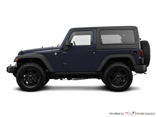 Macdonald Auto Group New 2017 Jeep Wrangler Willys