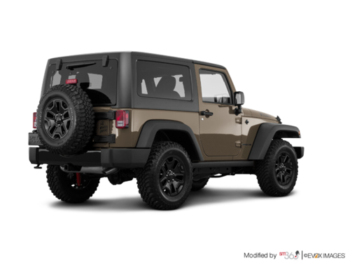 ep poirier jeep wrangler willys wheeler 2017 vendre. Black Bedroom Furniture Sets. Home Design Ideas
