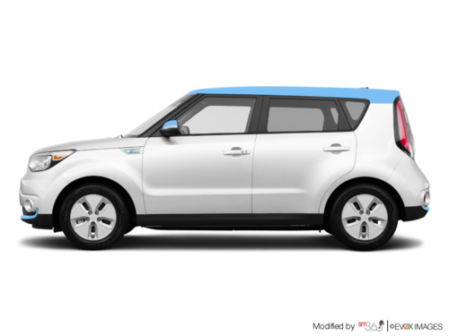 Kia Matane New 2017 Kia Soul Ev Ev For Sale In Matane