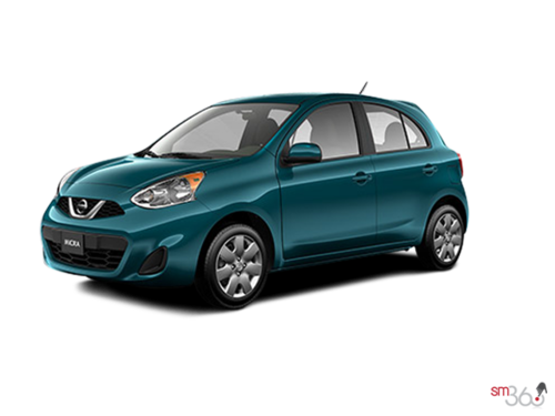 MacDonald Nissan | New 2017 Nissan Micra SV for sale in Sydney
