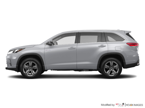 toyota magog new 2017 toyota highlander hybrid limited for sale in magog. Black Bedroom Furniture Sets. Home Design Ideas