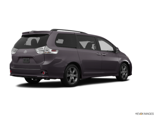 Roussel Toyota New 2017 Toyota Sienna Se For Sale In Miramichi