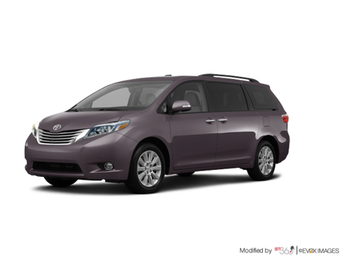 Amherst Toyota New 2017 Toyota Sienna Limited For Sale In Amherst