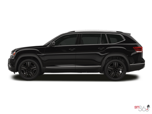 Groupe Couture New 2018 Volkswagen Atlas Execline For