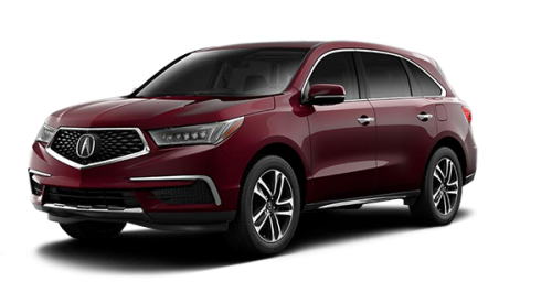 2017 Acura MDX in Granby (near Montreal's South Shore and Sherbrooke)