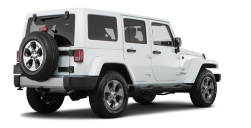 Automobile Guy Beaudoin Jeep Wrangler Unlimited Sahara