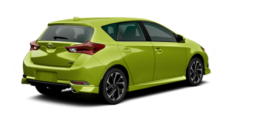 Amos Toyota | New 2017 Toyota Corolla iM BASE for sale in Amos