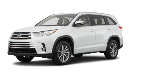 amos toyota toyota highlander xle awd 2017 vendre amos. Black Bedroom Furniture Sets. Home Design Ideas