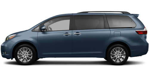 Amos Toyota Toyota Sienna Limited 2017 Vendre Amos