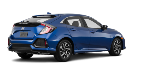 Kings County Honda | New 2018 Honda Civic Hatchback LX for ...
