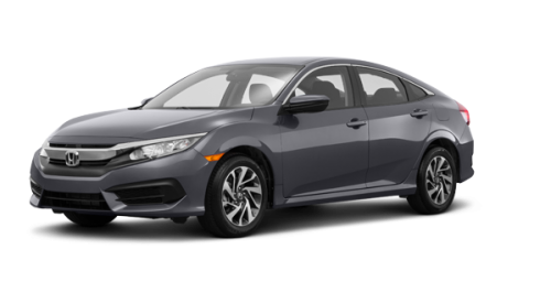 Ramsays Honda | New 2018 Honda Civic Sedan SE for sale in Sydney