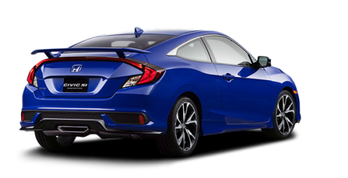 Ramsays Honda | New 2018 Honda Civic Coupe SI for sale in Sydney