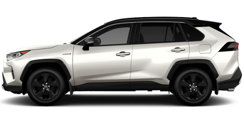 Amos Toyota New 2019 Toyota Rav4 Hybrid Xle For Sale In Amos
