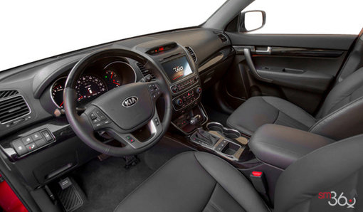 Captivating Kia Sorento EX V6 2014   Black Leather ...
