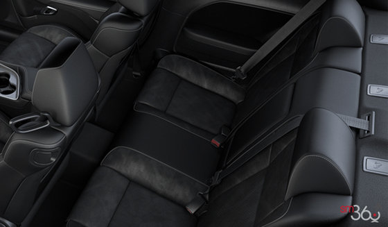 Black R/T Nappa Leather/Alcantara