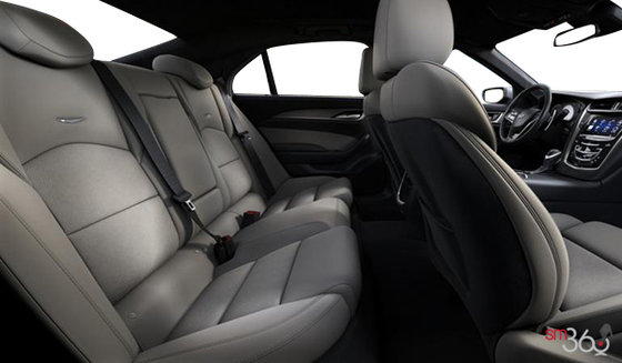 Light Platinum/Jet Black Accents with Semi-Aniline Leather and Sueded Microfibre