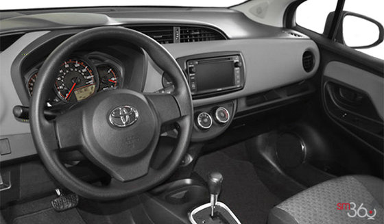 amos toyota toyota yaris hatchback ce 3 portes 2017. Black Bedroom Furniture Sets. Home Design Ideas