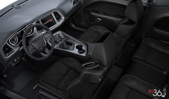 Black Vented Alcantara Leather (SLX9)