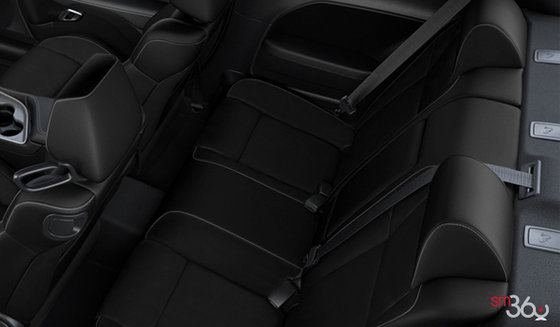Black Vented Nappa Leather (RLX9)