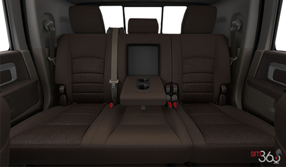 Bucket Seats in Canyon Brown/Light Frost Beige Premium Cloth  (MJU1)