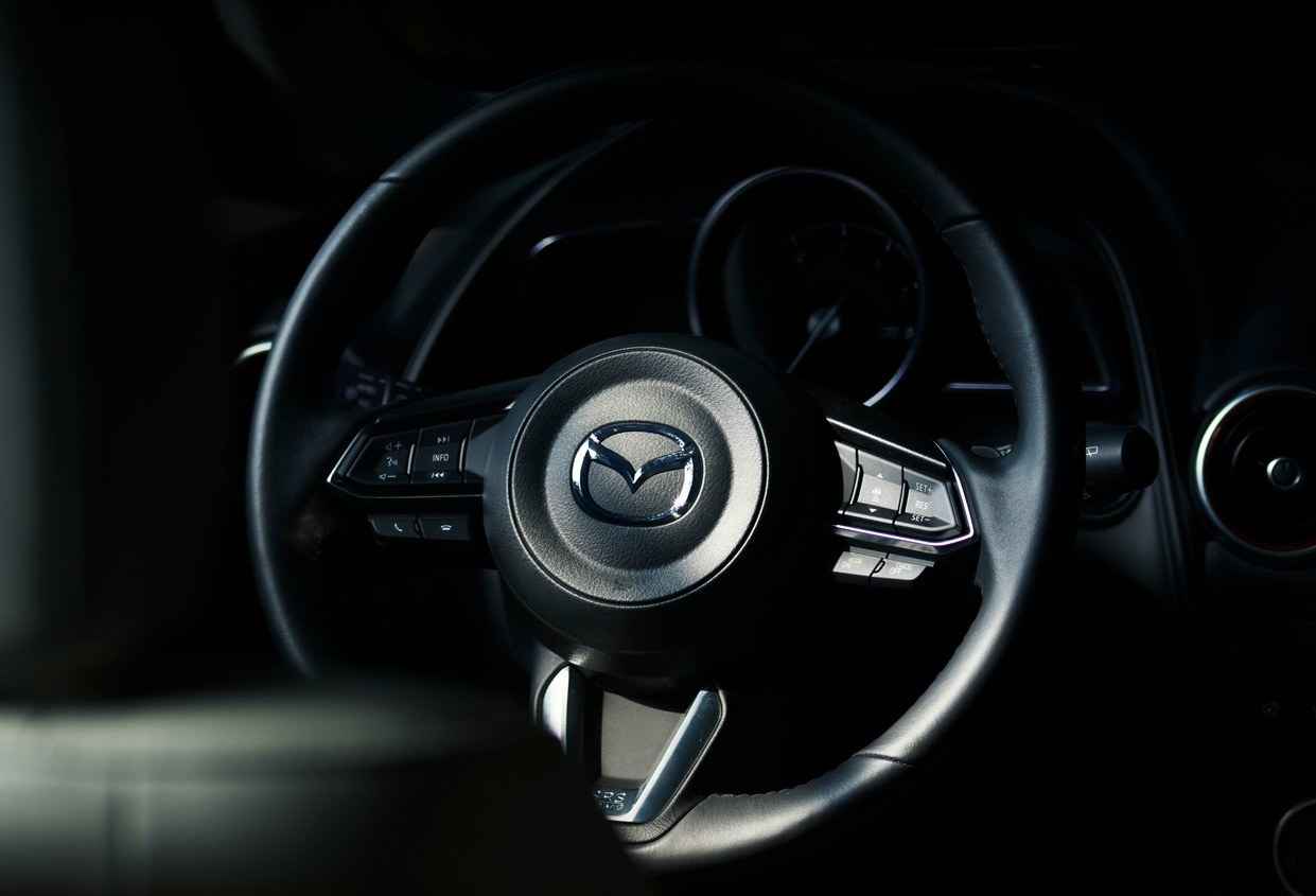 2019 Mazda CX-3 - Interior of mazda CX-3