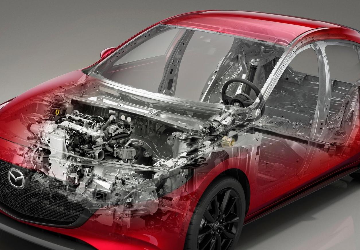 2019 Mazda3 - interior