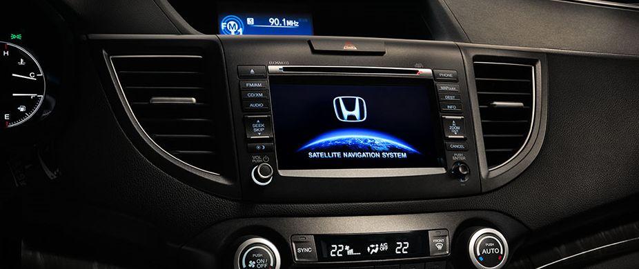 Honda CR-V Système de Navigation
