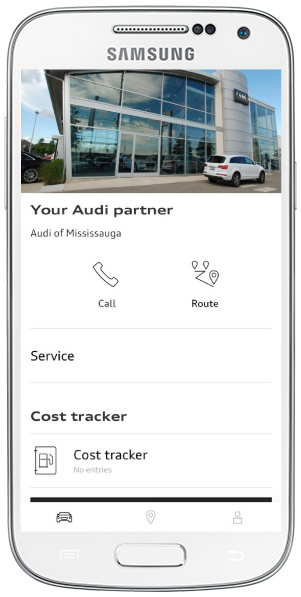 Audi connect: In Vehicle Set-up by Bramgate Automotive Inc
