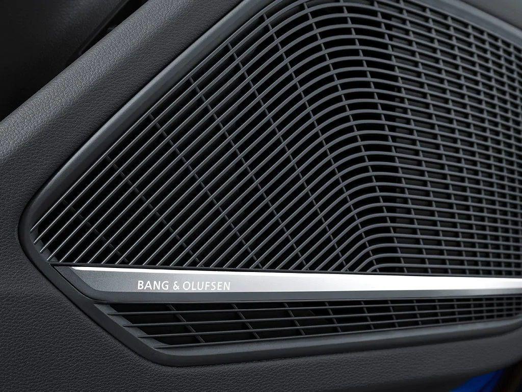 Audi Lauzon | Bang & Olufsen 3D Sound System for Audi - speaker